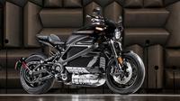Harley-Davidson Livewire akan melakoni debutnya pekan depan.(Autoevolution.com).