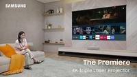 Samsung Indonesia merilis deretan Lifestyle tv yang mampu menyatu dengan berbagai jenis dekorasi rumah. (dok: Samsung)