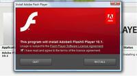 Adobe Flasi dijadikan alat memata-matai pejabat. (Doc: BBC)