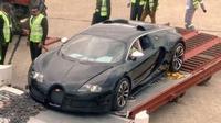 Bugatti Veyron Sang Noir Special Edition di Zambia (IOL/Zing)