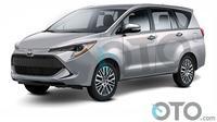 Rendering Toyota Innova 2020 (Oto.com)