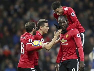 Manchester United, West Bromwich Albion, Premier League