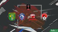 Piala Presiden 2019 Semifinal (Bola.com/Adreanus Titus)