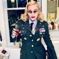 Intip pesona Madonna sebagai influencer fashion di ulang tahun yang ke 61 (Foto: instagram/madonna)