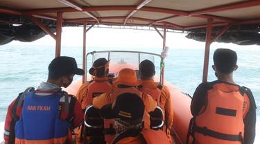 Pencarian Kapal Nelayan