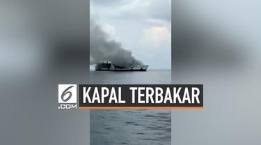 Syahbandar Pelabuhan Tanjung Perak Surabaya dan Basarnas membuka Posko Musibah terbakarnya KM Santika Nusantara. Kapal ini terbakar di perairan Pulau Maselembo, kapal berangkat dari Surabaya menuju Balikpapan.