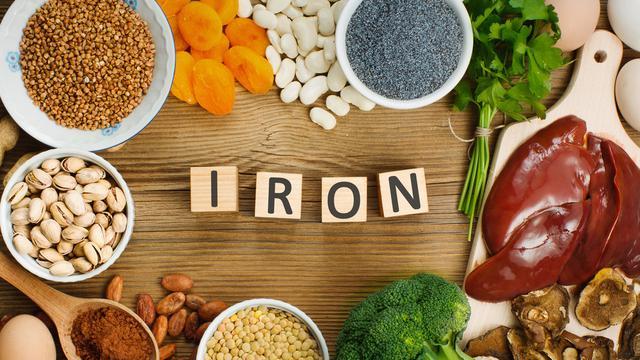 10 Makanan Yang Bisa Tingkatkan Kadar Hemoglobin Cegah Anemia