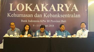 Menurut Bank Indonesia Perputaran uang saat IMF mencapai Rp4 triliun