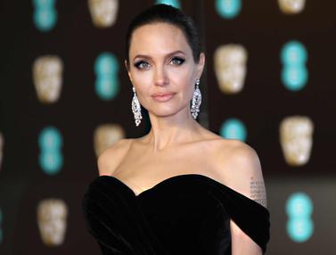 BAFTA Awards 2018-Angelina Jolie