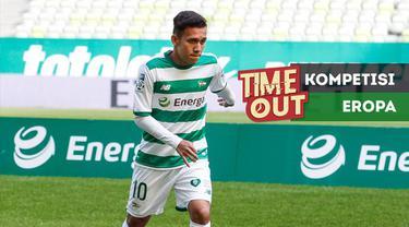 Berita video Time Out kali ini tentang Egy Maulana Vikri dan 5 pesepak bola Indonesia sebelumnya yang pernah tampil di kompetisi Eropa.
