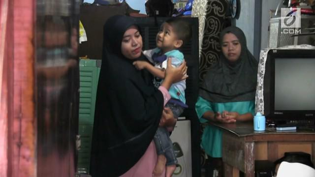 Balita dengan status gizi buruk ternyata banyak ditemui di Kota Jakarta. Dari 69 kasus balita gizi buruk dalam kurn tahun 2017 - 2018, Balita gizi buruk di Kecamatan Tanjung Priok tersisa empat balita.(sab)