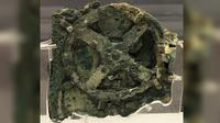 Mekanisme Antikythera (Wikipedia/Creative Commons)