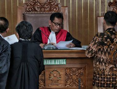 Sidang Praperadilan Romahurmuziy