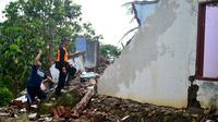 Ilustrasi – Gerakan tanah atau longsor merusak 24 rumah di Desa Padangjaya, Majenang, Cilacap. (Foto: Liputan6.com/Muhamad Ridlo)
