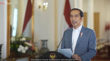 [Fimela] Presiden Jokowi