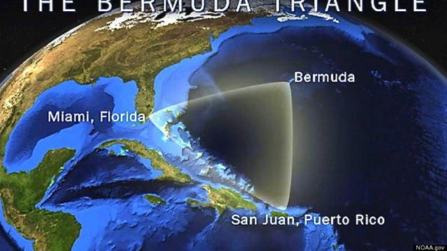 Keanehan Segitiga Bermuda Akan Segera Terjawab!