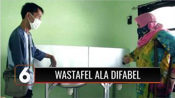 VIDEO: Berani Berubah: Wastafel Ala Difabel