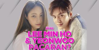 Lee Min Ho dan Yeonwoo Eks MOMOLAND Terciduk Dispatch Tengah Berkencan