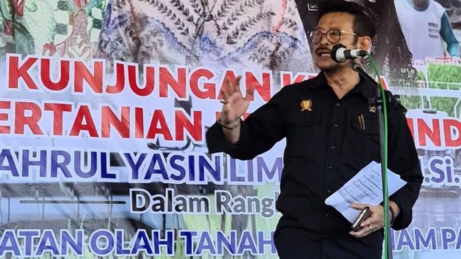 Kementan Apresiasi Keberhasilan Ngawi Cegah Alih Fungsi Lahan Bisnis Liputan6 Com