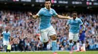 Manchester City vs Arsenal (Reuters/Carl Recine)