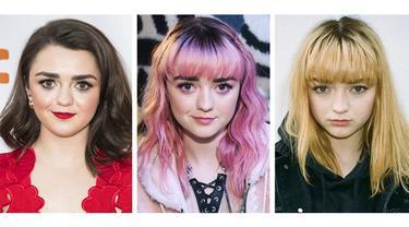 6 Seleb Dunia yang Gemar Ganti Gaya Rambut, Bikin Pangling