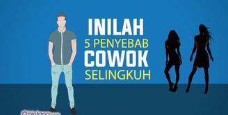 Penyebab Cowok Selingkuh