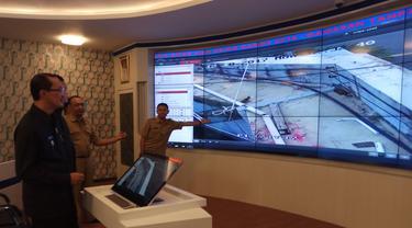 CCTV Khusus Pantau Banjir dan Aksi Kriminal di Palembang
