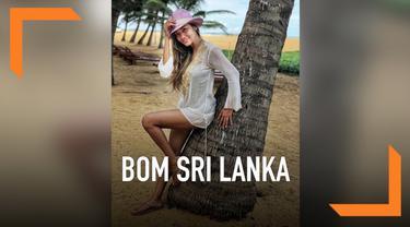 Penyanyi Shanty mengunggah video yang mengatakan dirinya dan keluarga selamat dari rentetan bom di Sri Lanka.