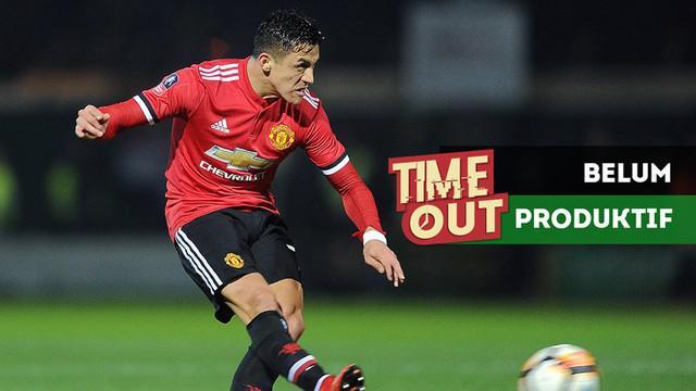 Berita video Time Out kali ini tentang Alexis Sanchez yang ungkap alasan dirinya belum produktif di Manchester United.
