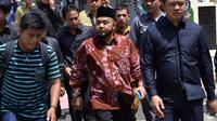 Walikota Bengkulu Helmi Hasan. (Yuliardi Hardjo Putro/Liputan6.com)