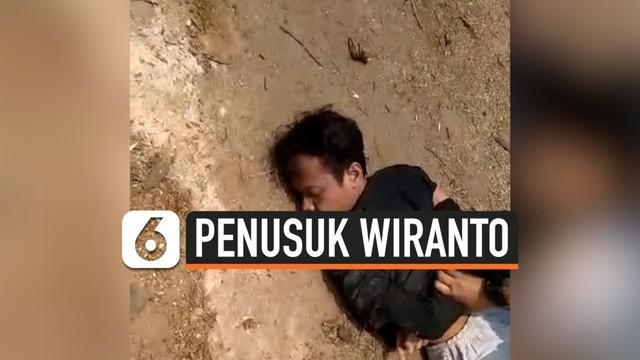 Pasangan suami istri pelaku penusukan Menkopolhukam Wiranto dipindah dari Banten ke Mabes Polri Jakarta. Pemindahan dikawal oleh tim Densus 88.