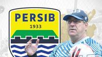 Robert Alberts dan Persib Bandung. (Bola.com/Dody Iryawan)