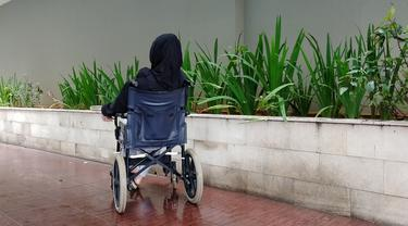 Ilustrasi Disabilitas Fisik