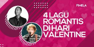 4 Lagu Romantis yang Cocok Diputar saat Hari Valentine