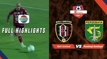 Berita video highlights Shopee Liga 1 2019 antara Bali United melawan Persebaya Surabaya yang berakhir dengan skor 2-1 di Stadion Kapten I Wayan Dipta, Gianyar, Kamis (16/5/2019).
