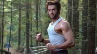 Hugh Jackman sebagai Wolverine di film-film X-Men. (Marvel / Fox)