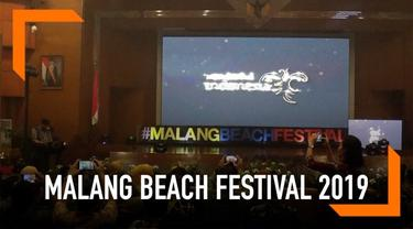 Menteri Pariwisata Republik Indonesia, Arief Yahya, resmi luncurkan Malang Beach Festival 2019, di Balairung Soesilo Soedarman, Gedung Sapta Pesona Kementerian Pariwisata.