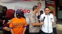 Satgas Antimafia bola wilayah Jawa Timur akan terus mengawasi setiap pertandingan bola dengan menurunkan tim surveillance. (Foto: Liputan6.com/Dian Kurniawan)