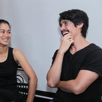 Baik Prisia atau biasa disapa Pia dan suami mengaku santai terkait momongan. Pasangan ini juga tak terlalu memusingkan terkait hadirnya buah hati. (Adrian Putra/Bintang.com)