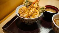 Ilustrasi resep masakan, tempura. (Photo by bady abbas on Unsplash)