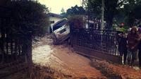 Banjir bandang di Aceh Tengah (Ist)