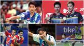 Turnamen All England adalah salah satu kejuaraan paling bergengsi dan tertua di dunia. Berikut ini para pebulutangkis Indonesia yang pernah menjuarai turnamen tersebut.