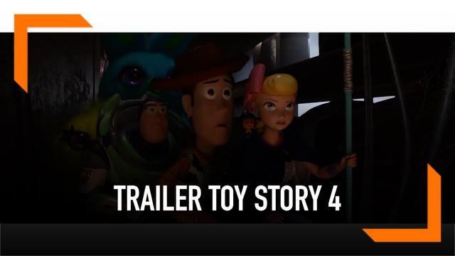 Trailer kedua Toy Story 4 baru saja dirilis pada 21 Mei 2019. Bercerita tentang bagaimana perjuangan para maianan favorit penggemar dalam usaha mereka untuk menemukan teman baru mereka, Forky.