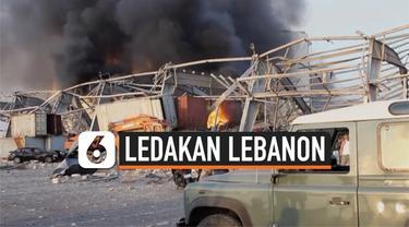 ledakan lebanon 2