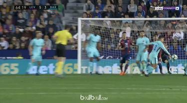 Berita video Philippe Coutinho menciptakan gol mencengangkan saat Barcelona telan kekalahan perdana pada La Liga 2017-2018 melawan Levante. This video presented by BallBall.
