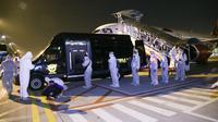 Kepulangan 129 Pekerja Migran Indonesia (PMI) dan awak kapal dari Taiwan