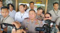 Kepolisian Daerah (Polda) Jawa Timur (Jatim) mengungkap sejumlah fakta baru mengenai kasus dugaan pencabulan yang dilakukan oleh seorang oknum tokoh agama (Liputan6.com/ Dian Kurniawan)