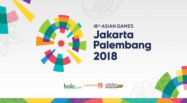Asian Games 2018. (Bola.com/Dody Iryawan)