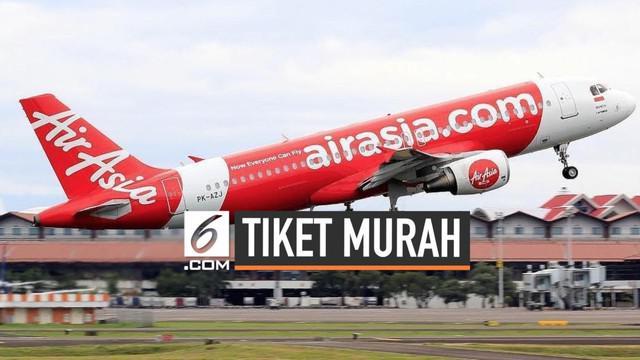 Pemerintah mulai menyediakan tiket pesawat murah untuk LCC (Low Cost Carrier) setiap hari Selasa, Kamis, dan Sabtu.