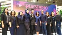Acara launching NIVEA #XPERT Squad di Jakarta Selatan, Selasa, 26 Maret 2019 (Liputan6.com/Fairuz Fildzah)